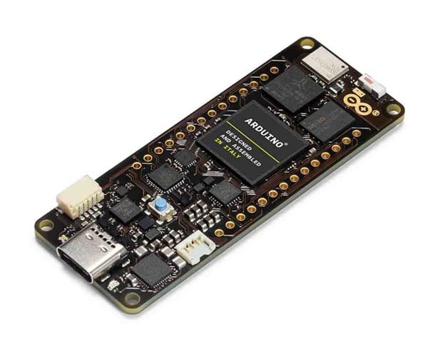 Performanță la nivel industrial: Arduino Portenta H7.