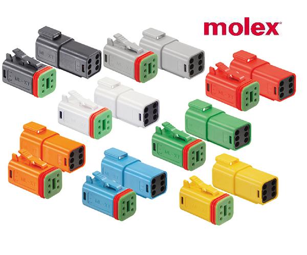 Conectorii Molex ML-XT perfecti pentru medii dure