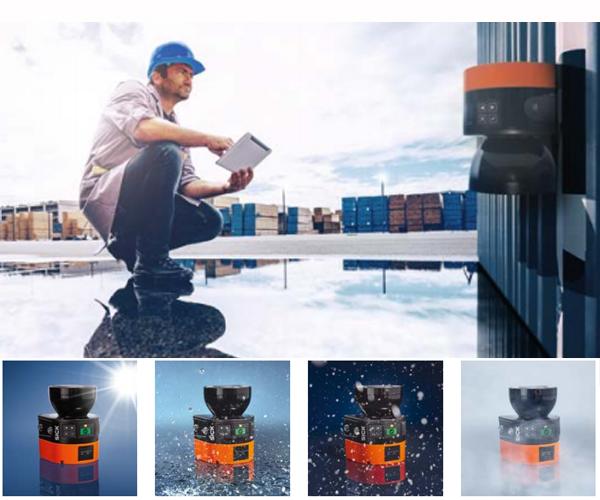 outdoorScan3 - scannerul de securitate pentru aplicatii la exterior