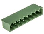 Bloc terminal PCB, numar pini 8, numar randuri pini 1, pas pini 5.08mm, curentul 15.0A